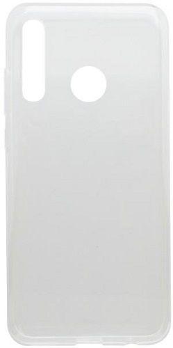 Mobilnet gumené puzdro pre Honor 20 Lite, transparentná