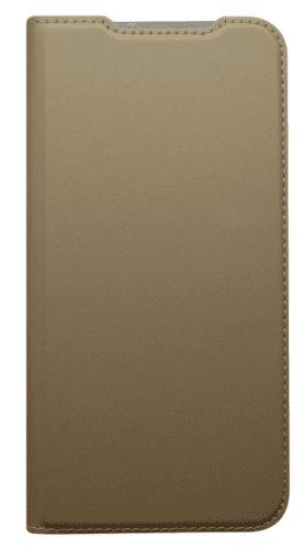 Mobilnet Metacase knižkové puzdro pre Xiaomi Redmi 7, zlatá