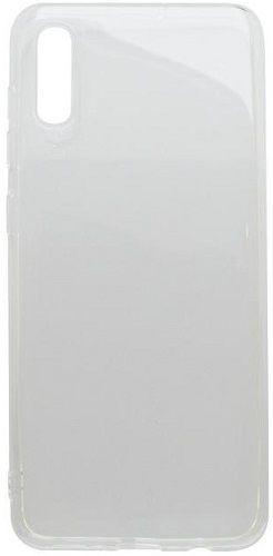 Mobilnet gumené puzdro pre Samsung Galaxy A50, transparentná