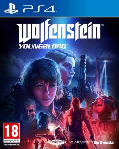 Wolfenstein: Youngblood PS4 hra