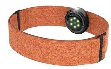 Polar OH1+ ramenný optický popruh, oranžový
