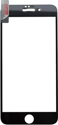Q sklo 2,5D tvrdené sklo pre Apple iPhone 8+/7+, čierna