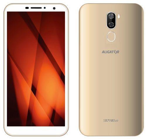 Aligator S5710 Duo 16 GB zlatý