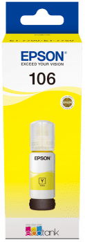 EPSON 106 EcoTank YEL