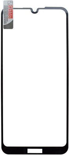 Q sklo 2,5D ochranné sklo pre Honor 8A, čierna