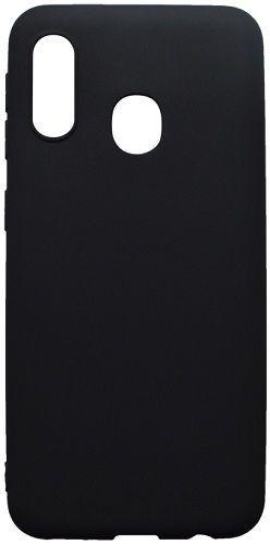 Mobilnet silikónové puzdro pre Samsung Galaxy A20e, čierna