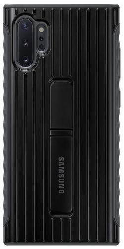 Samsung Protective Standing puzdro pre Samsung Galaxy Note10+, čierna