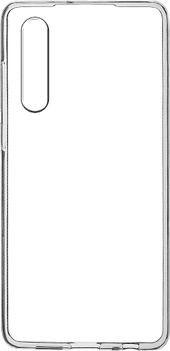 Winner TPU puzdro pre Xiaomi Mi A3, transparentná