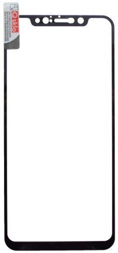 Qsklo 2,5D tvrdené full glue sklo pre Xiaomi Mi 8 Pro, čierna