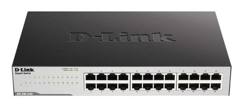 D-Link GO-SW-24G - 24-Port Gigabit