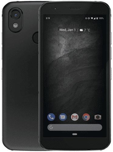 Cat S52 Dual SIM čierny