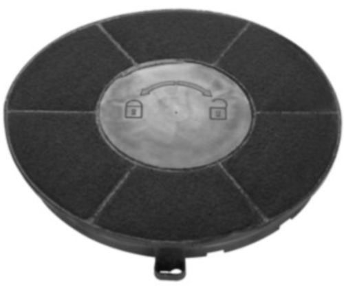 WPRO AMC 037, uhlíkový filter