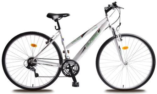 OLPRAN Cruez SUS 28 WHT, Dámsky bicykel