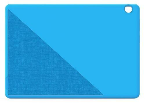 Lenovo Tab M10 HD Bumper/Film modré puzdro + fólia pre tablet Lenovo Tab M10