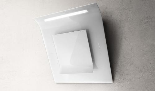 Elica SINFONIA WH/F/80, biely nástenný digestor