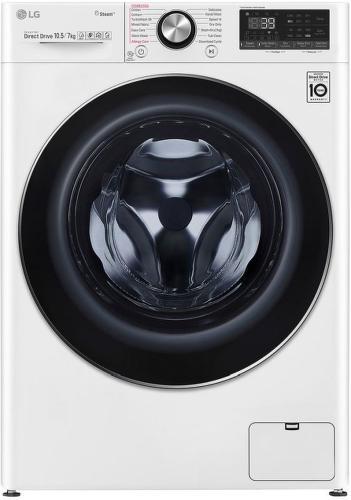 LG F4DV910H2, Práčka so sušičkou