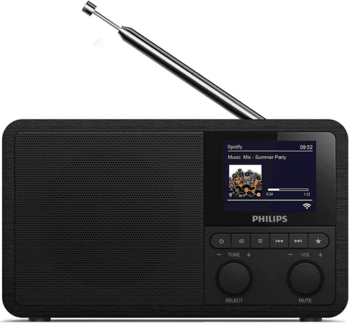 PHILIPS TAPR802 BLK