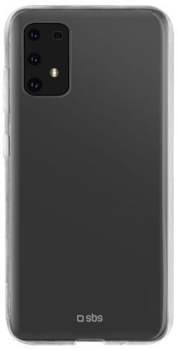SBS Skinny silikónové puzdro pre Samsung Galaxy Note10 Lite, transparentná