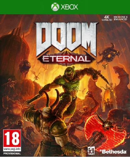 Doom Eternal - Xbox hra
