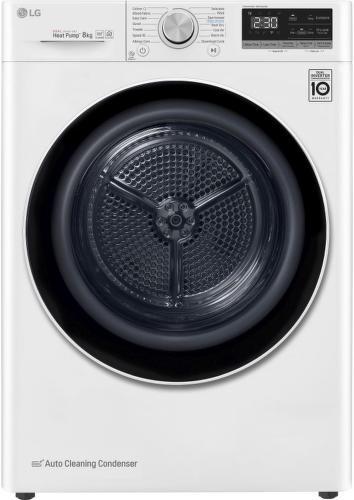LG RC81V9AV4Q, smart sušička bielizne