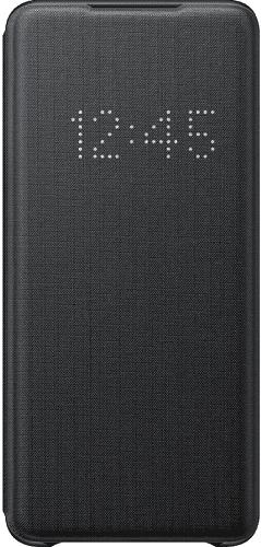 Samsung LED View Cover puzdro pre Samsung Galaxy S20+, čierna