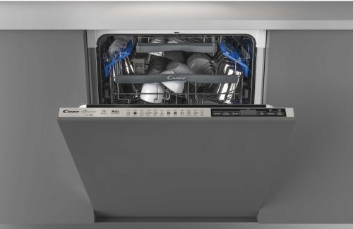 CANDY CDIMN 4S613PS, smart vstavaná umývačka riadu