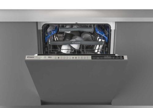 CANDY CDIMN 4S622PS, smart vstavaná umývačka riadu