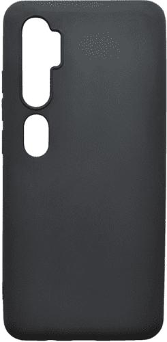 Mobilnet gumené puzdro pre Xiaomi Mi Note 10 Pro, čierna