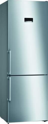 BOSCH KGN49XIDP, nerezová kombinovaná chladnička