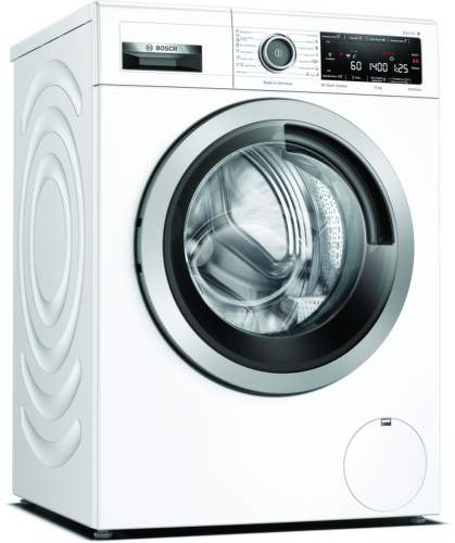 BOSCH WAX28MH0BY, biela smart práčka plnená spredu