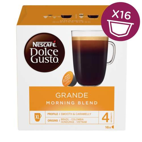 Nescafé Dolce Gusto Grande Morning Blend 16ks