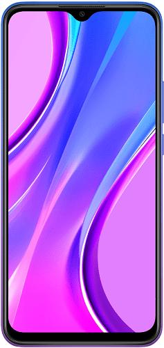 Xiaomi Redmi 9 64 GB fialový