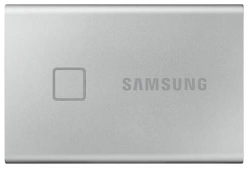 Samsung T7 Touch 500GB strieborný