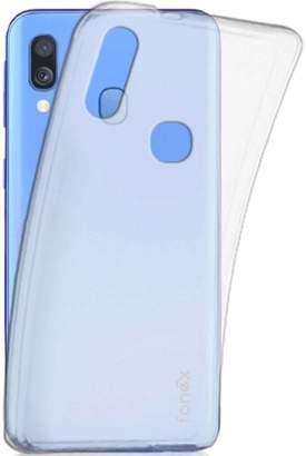 Fonex TPU puzdro pre Samsung Galaxy A40, transparentná