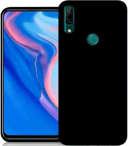 Fonex TPU puzdro pre Huawei P Smart Z, čierna