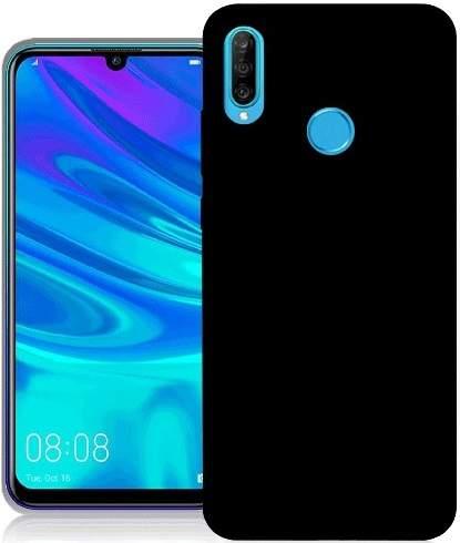 Fonex TPU puzdro pre Huawei P30 Lite, čierna