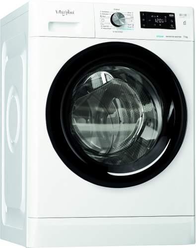 WHIRLPOOL FFB 7238 BV EE, biela práčka plnená spredu