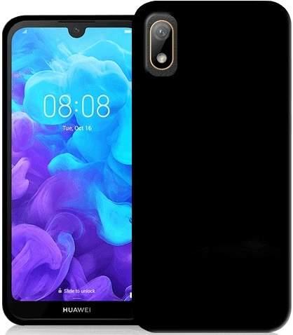Fonex TPU puzdro pre Huawei Y5 2019, čierna