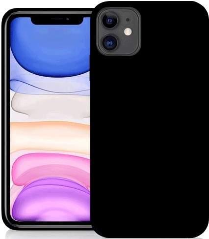 Fonex TPU puzdro pre Apple iPhone SE 2020/8/7, čierna