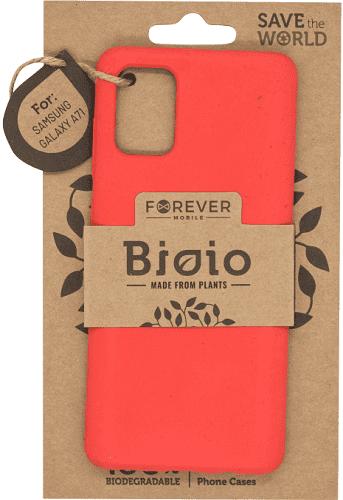 Forever Bioio puzdro pre Samsung Galaxy A71, červená