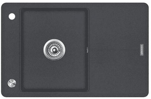 Concept DG10N50dg šedý drez