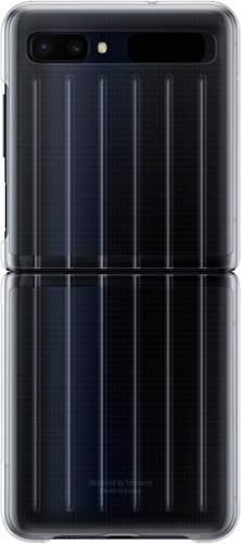 Samsung puzdro pre Samsung Galaxy Z Flip 5G, transparentná