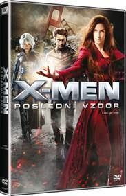 X-Men: Posledný vzdor - DVD film