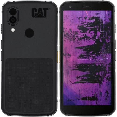 Catepillar S62 PRO 128 GB čierny