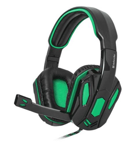 Defender Warhead G-275 čierno-zelený