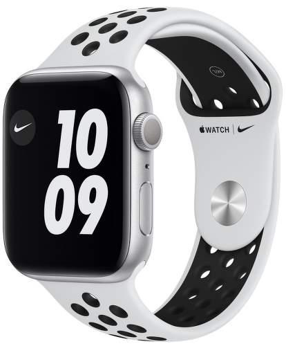 Apple_Watch_Nike_Series_6_GPS_44mm_Silver_Aluminum_Pure_Platinum_Sport_Band_34R_Screen__USEN-1