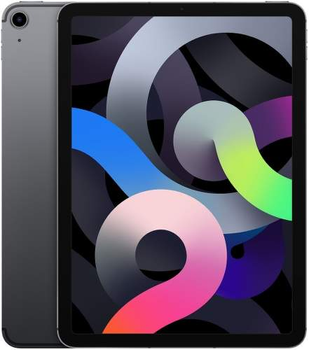 Apple iPad Air (2020) 64GB Wi-Fi + Cellular MYGW2FD/A vesmírne sivý