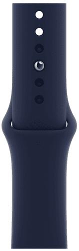 Apple Watch 40 mm športový remienok námornícky tmavomodrý štandardný