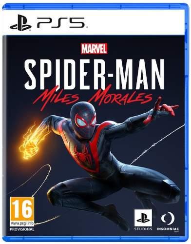 Marvel's Spider-Man: Miles Morales - PS5 hra