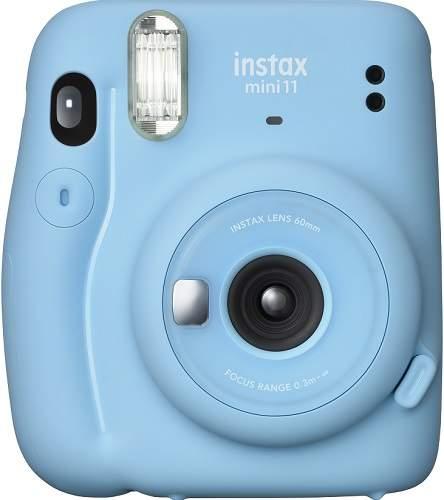 Fujifilm Instax Mini 11 modrá + film